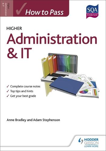 How to Pass Higher Administration and IT (Paperback)
