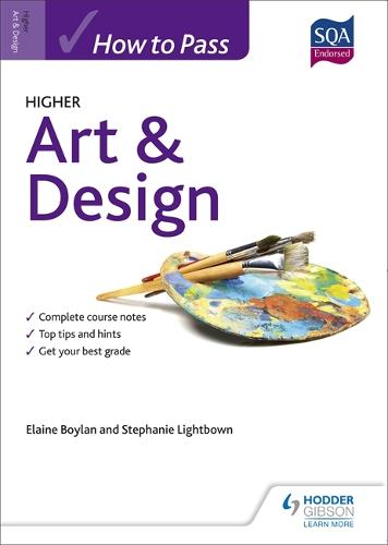 How to Pass Higher Art & Design (Paperback)