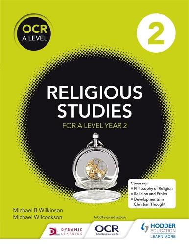 OCR Religious Studies A Level Year 2 (Paperback)