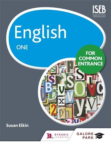 English for Common Entrance One (Paperback)