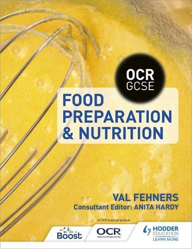 OCR GCSE Food Preparation and Nutrition (Paperback)