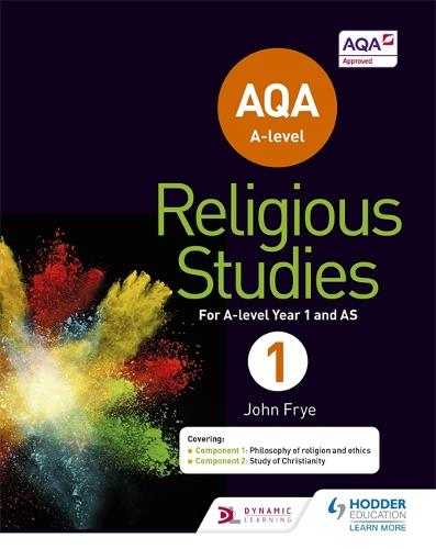 AQA A-level Religious Studies Year 1: Including AS (Paperback)