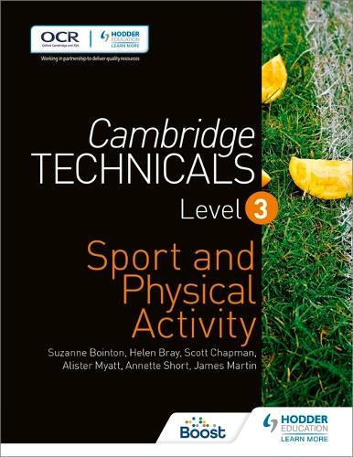 Cambridge Technicals Level 3 Sport and Physical Activity (Paperback)