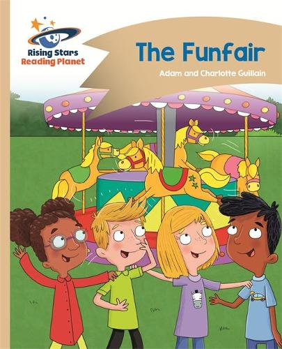 Reading Planet - The Funfair - Gold: Comet Street Kids - Rising Stars Reading Planet (Paperback)