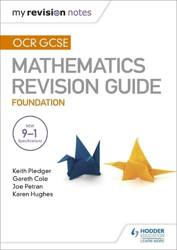 OCR GCSE Maths Foundation: Mastering Mathematics Revision Guide (Paperback)