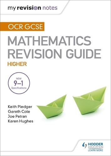 OCR GCSE Maths Higher: Mastering Mathematics Revision Guide (Paperback)