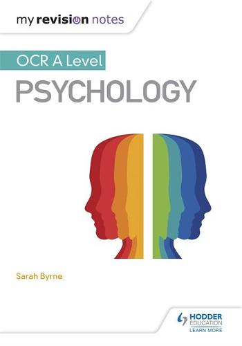My Revision Notes: OCR A Level Psychology (Paperback)