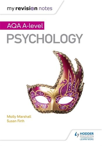 My Revision Notes: AQA A Level Psychology (Paperback)