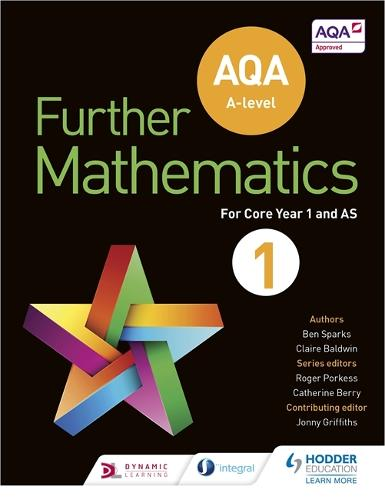 AQA A Level Further Mathematics Core Year 1 (AS) (Paperback)