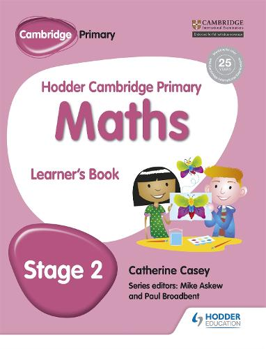 Hodder Cambridge Primary Maths Learner's Book 2 - Hodder Cambridge Primary Science (Paperback)