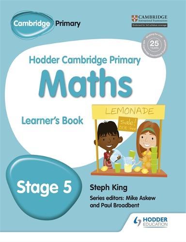 Hodder Cambridge Primary Maths Learner's Book 5 - Hodder Cambridge Primary Science (Paperback)