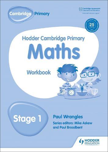 Hodder Cambridge Primary Maths Workbook 1 - Hodder Cambridge Primary Science (Paperback)