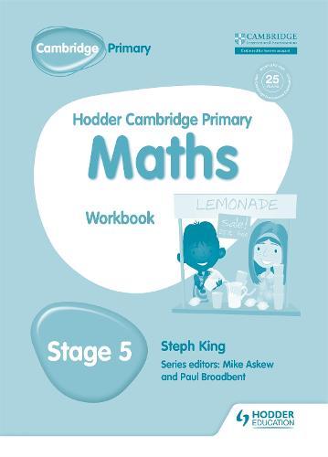 Hodder Cambridge Primary Maths Workbook 5 - Hodder Cambridge Primary Science (Paperback)