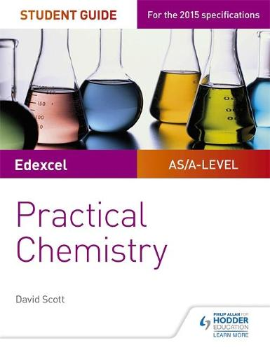Edexcel A-level Chemistry Student Guide: Practical Chemistry (Paperback)