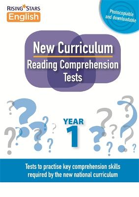 New Curriculum Reading Comprehension Tests Year 1 - Reading Comprehension Tests (Paperback)