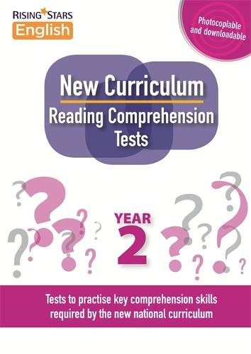 New Curriculum Reading Comprehension Tests Year 2 - Reading Comprehension Tests (Paperback)