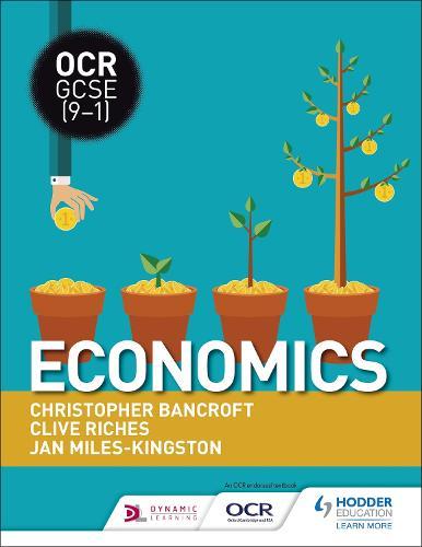 OCR GCSE (9-1) Economics (Paperback)