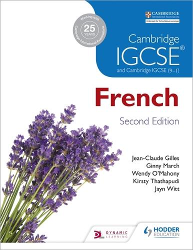 Cambridge IGCSE (R) French Student Book Second Edition (Paperback)