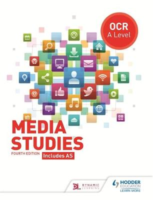 OCR A Level Media Studies, Fourth Edition Student Book (Paperback)