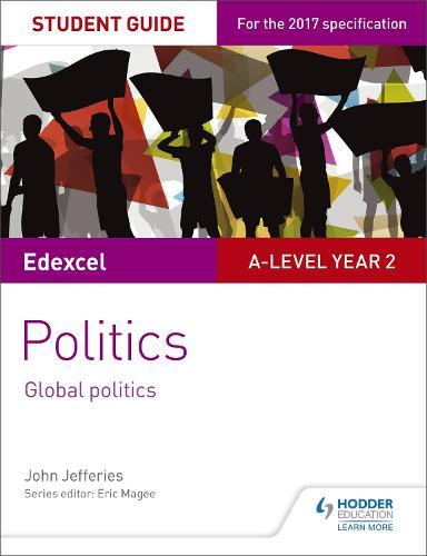 Edexcel A-level Politics Student Guide 5: Global Politics (Paperback)