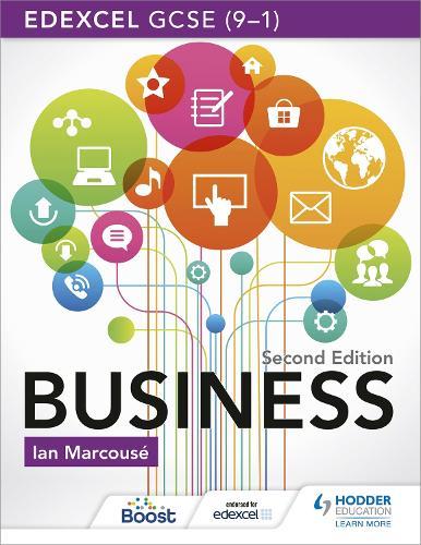 Edexcel GCSE (9-1) Business, Second Edition (Paperback)
