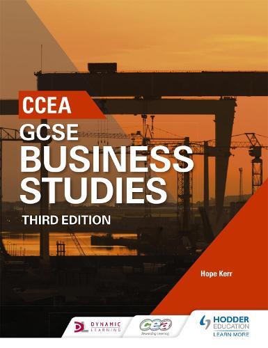 CCEA GCSE Business Studies, Third Edition (Paperback)