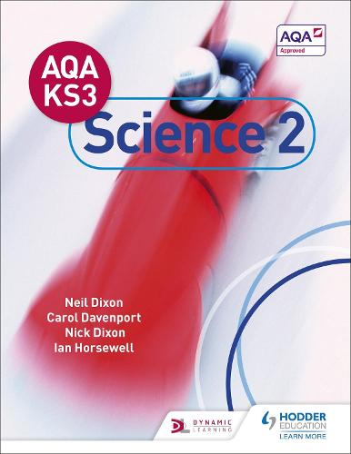 AQA Key Stage 3 Science Pupil Book 2 (Paperback)