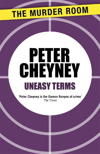 Uneasy Terms - Murder Room (Paperback)