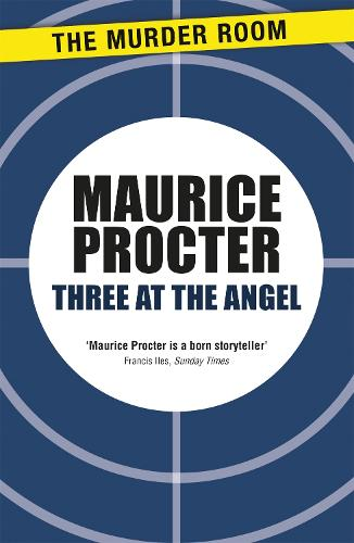 Three at the Angel - Murder Room (Paperback)