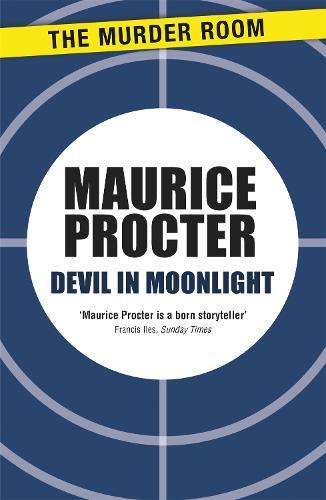 Devil in Moonlight - Murder Room (Paperback)