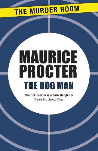 The Dog Man - Murder Room (Paperback)