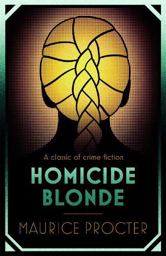 Homicide Blonde - Murder Room (Paperback)