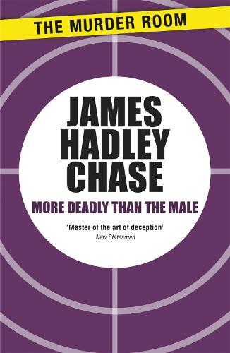 More Deadly than the Male - Murder Room (Paperback)