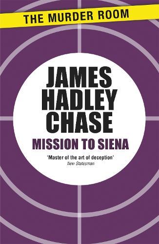 Mission to Siena - Murder Room (Paperback)