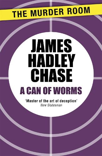 A Can of Worms - Murder Room (Paperback)