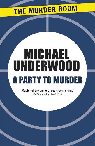 A Party to Murder - Murder Room (Paperback)