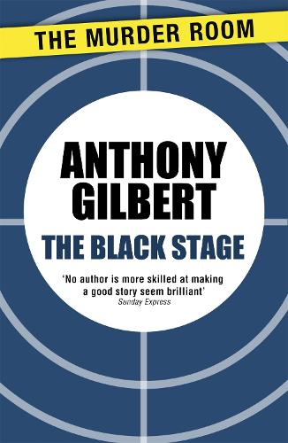 The Black Stage - Mr Crook Murder Mystery (Paperback)