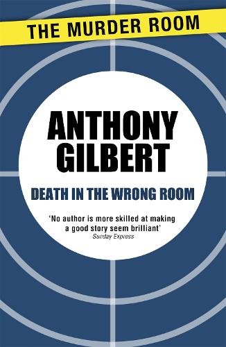 Death in the Wrong Room - Mr Crook Murder Mystery (Paperback)
