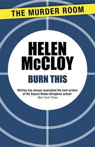Burn This - Murder Room (Paperback)