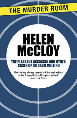 The Pleasant Assassin and Other Cases of Dr Basil Willing - Murder Room (Paperback)
