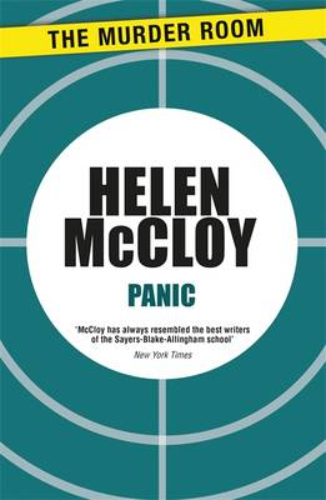 Panic - Murder Room (Paperback)