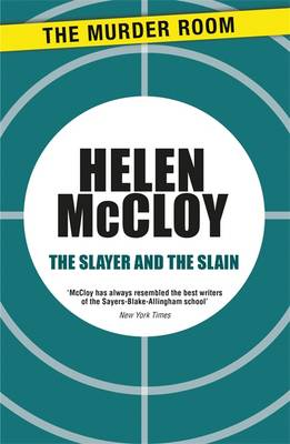 The Slayer and the Slain - Murder Room (Paperback)