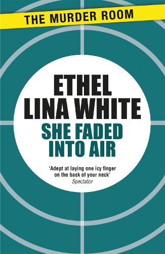 She Faded into Air - Murder Room (Paperback)