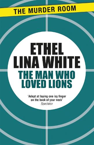 The Man Who Loved Lions - Murder Room (Paperback)