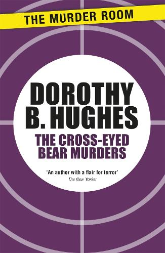 The Cross-Eyed Bear Murders - Murder Room (Paperback)