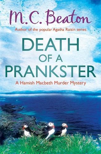 Death of a Prankster - Hamish Macbeth (Paperback)