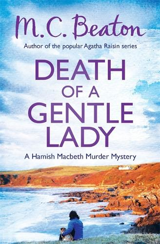 Death of a Gentle Lady - Hamish Macbeth (Paperback)