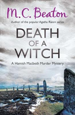 Death of a Witch - Hamish Macbeth (Paperback)