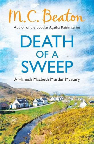 Death of a Sweep - Hamish Macbeth (Paperback)