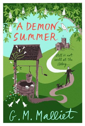 A Demon Summer - Max Tudor (Paperback)